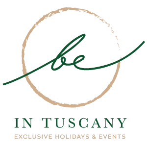 logo Be in Tuscany